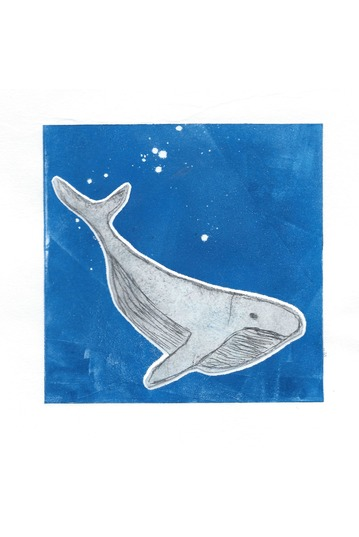 Blue Whale (SOLD)