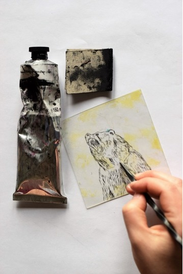 Drypoint and Carborundum Evening Class