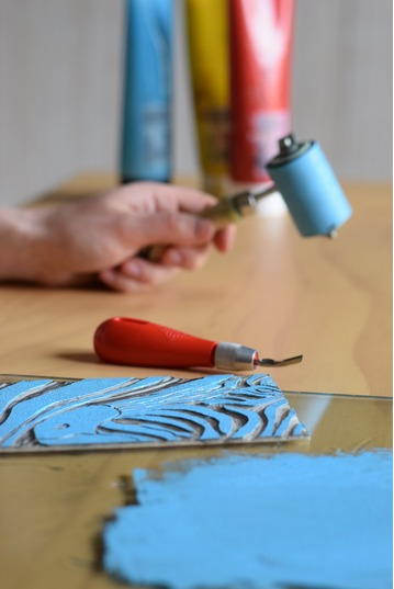 Introduction to Linocut Two Day Course