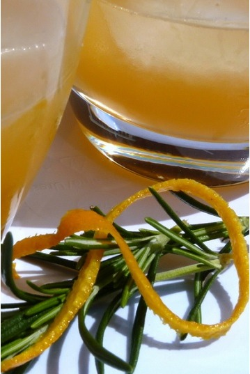 Marmalade Gin and Orange