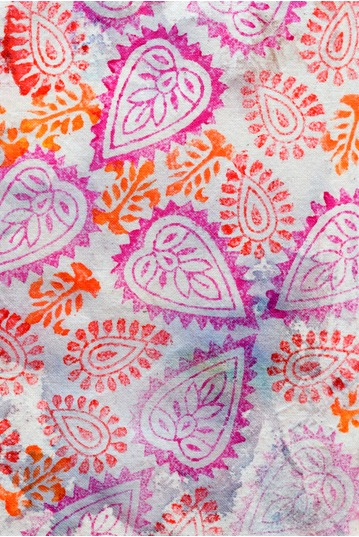 Upcycle Fabric with Print